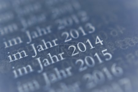 Year Dates