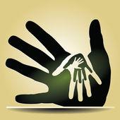 Milující ruce