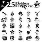 Christmas Icons v02
