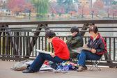 Senior Citizen in Tokyo