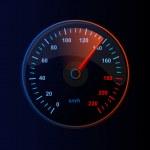 Speedometer...