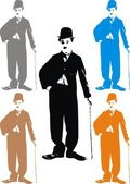 Charlie Chaplin - my caricature
