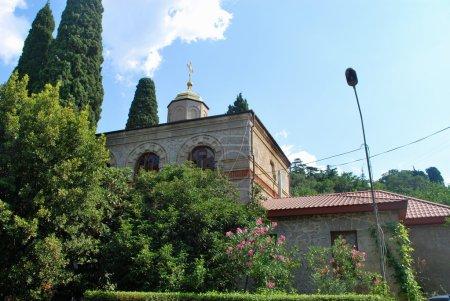 Ukraine - Crimea - Yalta - Nikitsky botanical garden