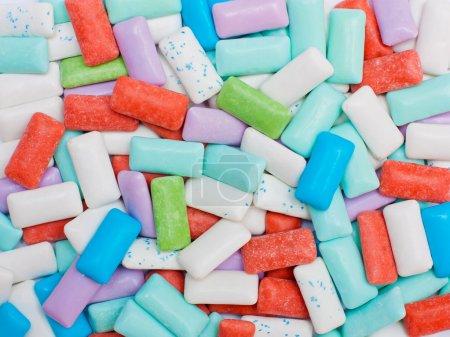 Sugarfree chewing gum