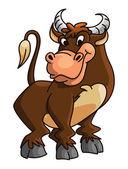 Buffalo Funny Cartoon