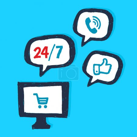 Online web-service