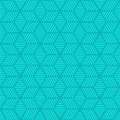 Seamless geometric background with lines cubes and stripes