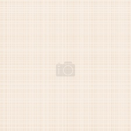 Illustration for Seamless vector background - texture of canvas - Royalty Free Image