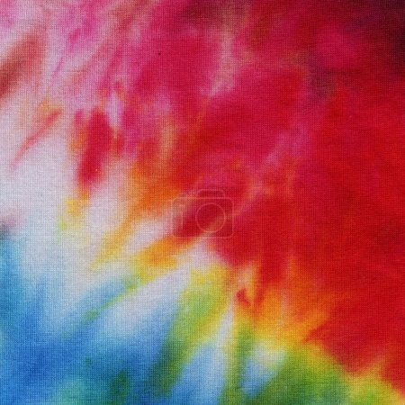 Handmade tie dye fabric for texture and backgrounds XXXL