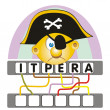 A funny and didactic game for children: Find out t...