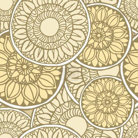 Elegance Seamless pattern
