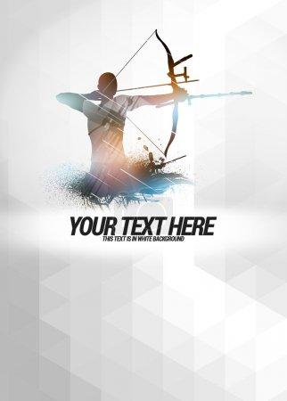 archery background