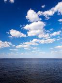 Sky and ocean