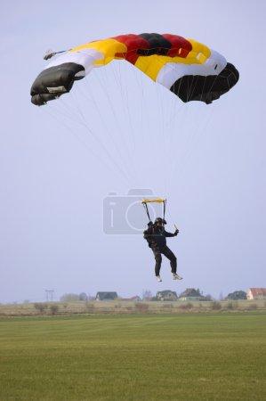Parachute jumps in Poland