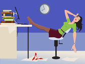 Coping with long working hours