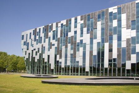 The Hijmans van den Bergh building. education building of the University of Utrecht