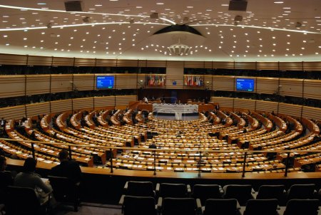 Photo for Brussels - The European Parliament - Royalty Free Image