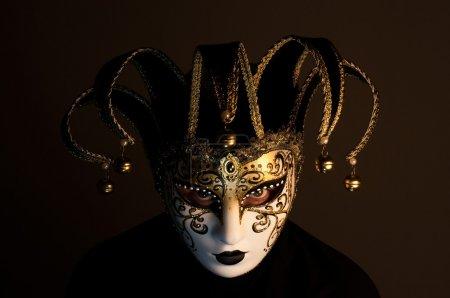 Jester Venice mask