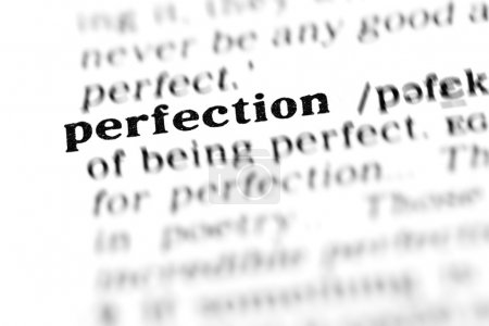 Perfection word dictionary