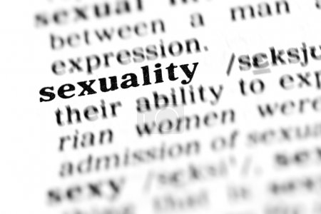 sexuality word dictionary