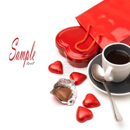 Valentine's Day composition