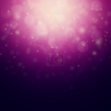 Beautiful shiny bokeh background