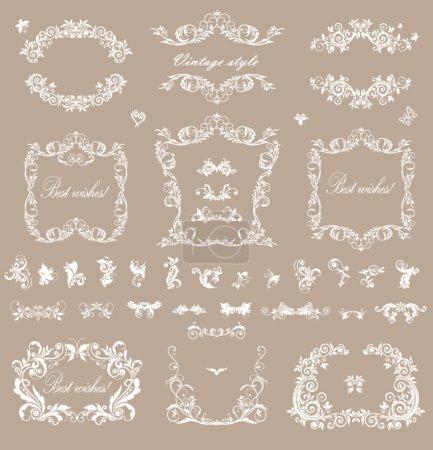 Wedding frames for your design