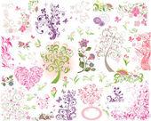 Beautiful floral design