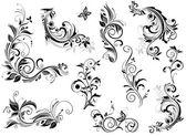 Design floreale vintage
