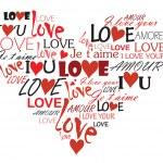 Love heart...