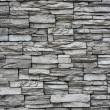 Grey brick wall. Brick wall as background....
