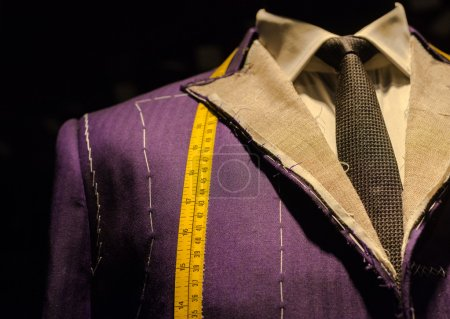 Suit on Tailor's Dummy