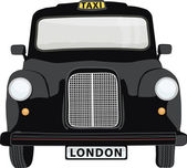 Traditional London taxi uk