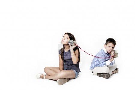 Children who call