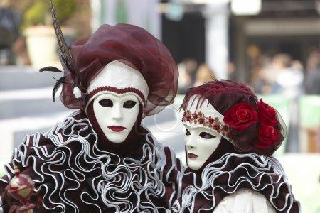 Royal Couple Venice Carnival