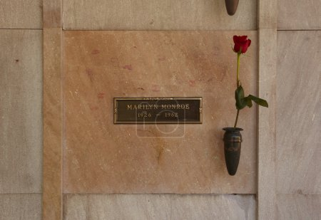 Marilyn Monroes Crypt