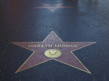 Marilyn Monroes star