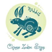 Rabbit Chinese Zodiac Sign