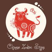 Ox Chinese Zodiac Sign