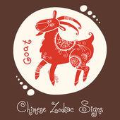 Goat Chinese Zodiac Sign