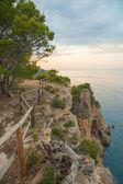 Mediterranean sea beach