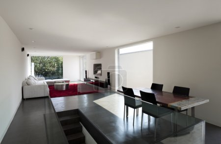 A beautiful new apartment