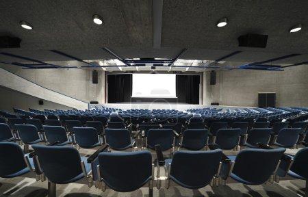 Palacio de congresos, audiencia