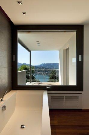 Modern apartment, bath