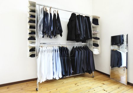 Photo for Nice apartment refitted, men's wardrobe - Royalty Free Image