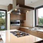 Beautiful apartment, interior, kitchen...