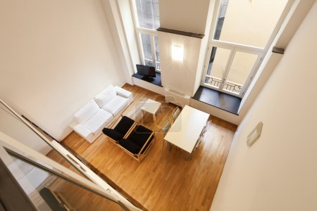 Photo for Interior, beautiful apartment, modern furniture - Royalty Free Image