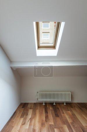 Interior of nice loft