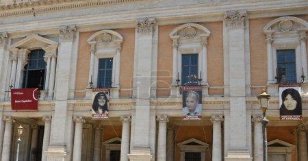 Timoshenko poster in Rome, Italy