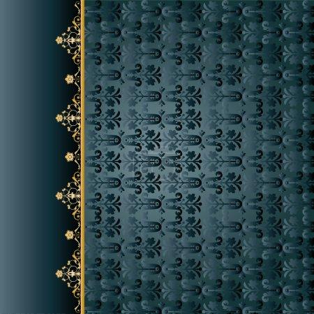 traditional ottoman seamless pattern